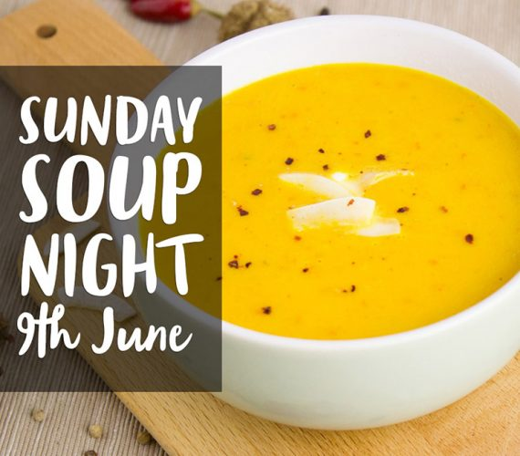 Sunday Soup Night at the Park