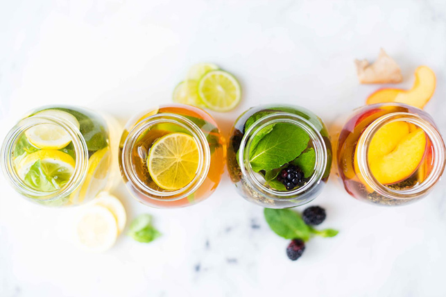 4 Healthy Summer Iced Tea Recipes